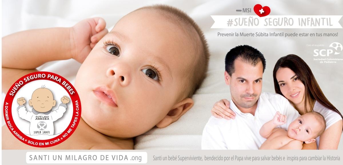Pasos para transformar una tragedia en oportunidad. Lo que nos enseña Súper Santi para prevenir la Muerte Súbita Infantil (MSI)