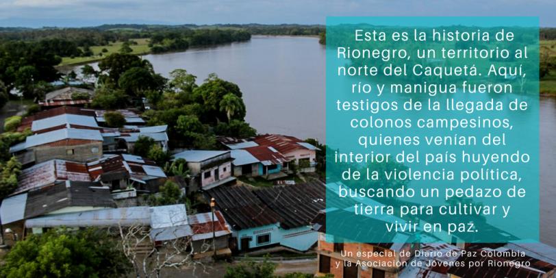 Esta es la historia de una región que primero fue selva y que, en la década de los años sesenta, vio llegar a un grupo de colonos decididos a fundar allí una comunidad agrícola y de paz.-4.png