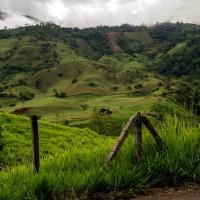 Montañas. Un poema de José Manuel Arango
