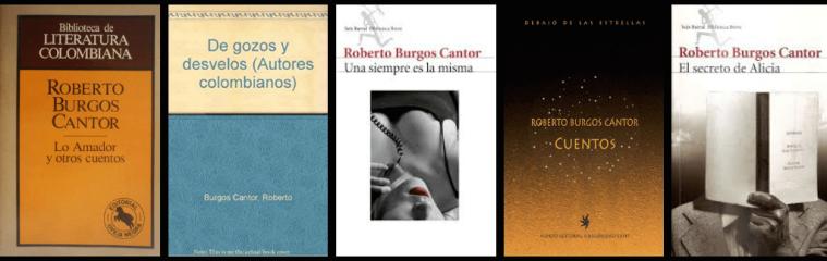 Cuentos Roberto Burgos Cantor