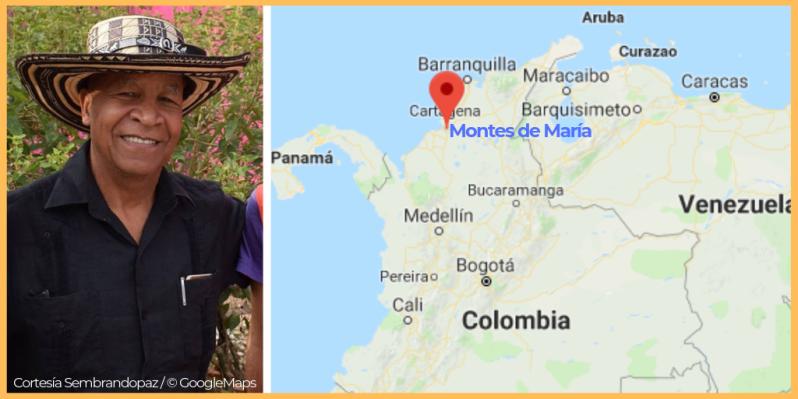 Montes de Maria Colombia