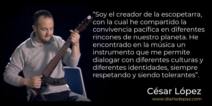 Cesar Lopez escopetas