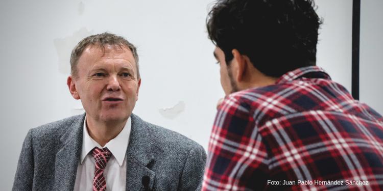 Entrevista con Martin Leiner Universidad de Jena Alemania