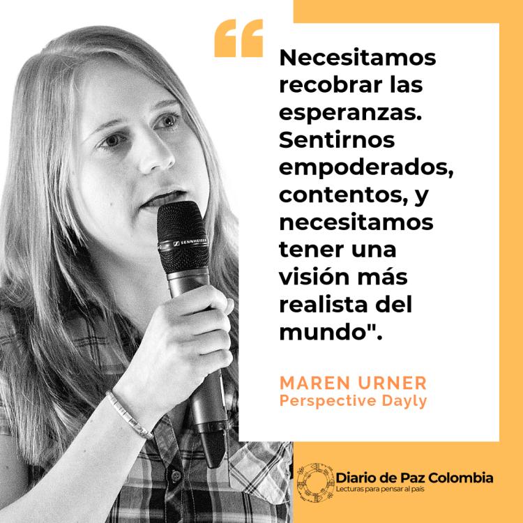 Conoce la línea de contenidos que producimos en Diario de Paz Colombia. Contenidos para pensar al país de manera constructiva.
