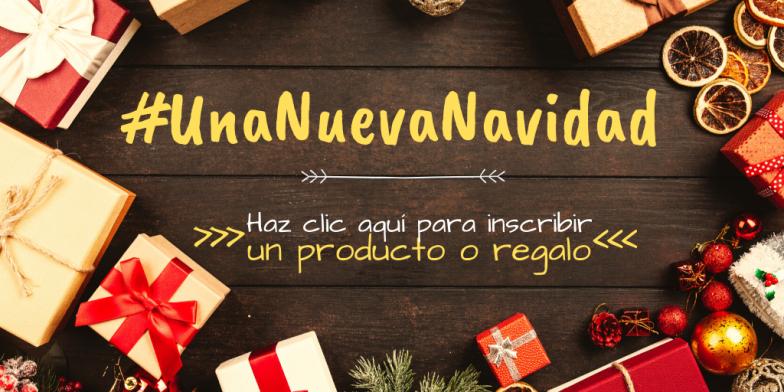 inscripción campaña #UnaNuevaNavidad