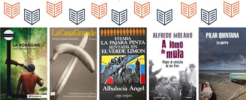 club de lectura libros