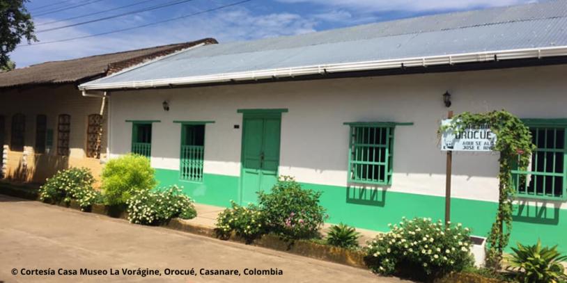 © Cortesía Casa Museo La Vorágine, Orocué, Casanare, Colombia
