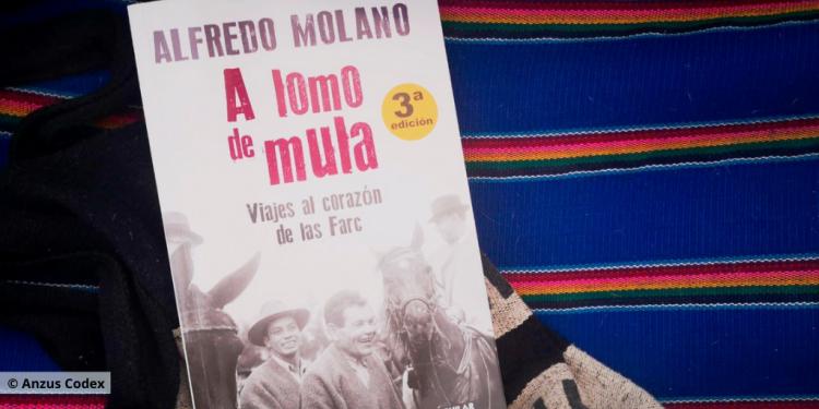 Alfredo Molano_A lomo de mula