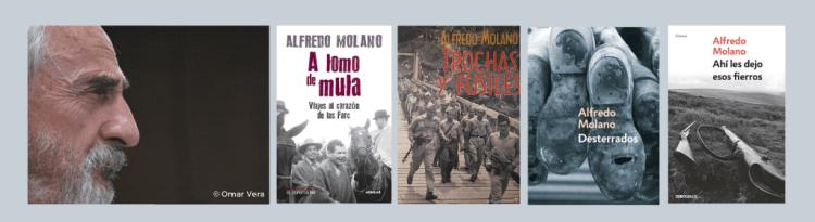 Libros de Alfredo Molano