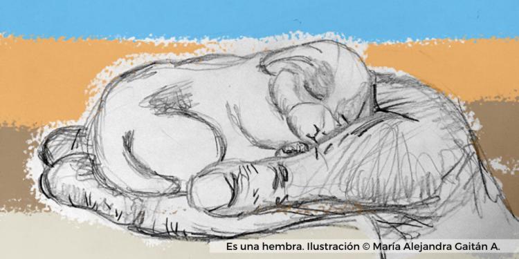 Diario de Paz Colombia_ilustracion_la perra