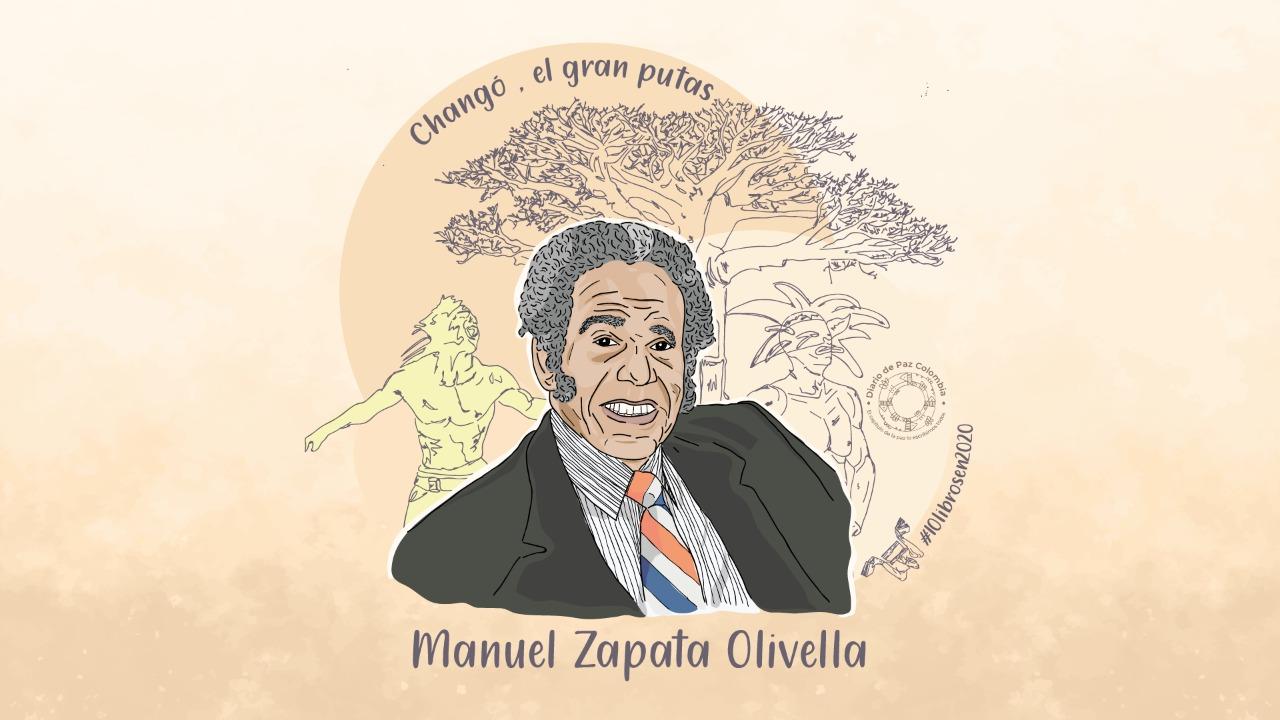 Zapata olivella