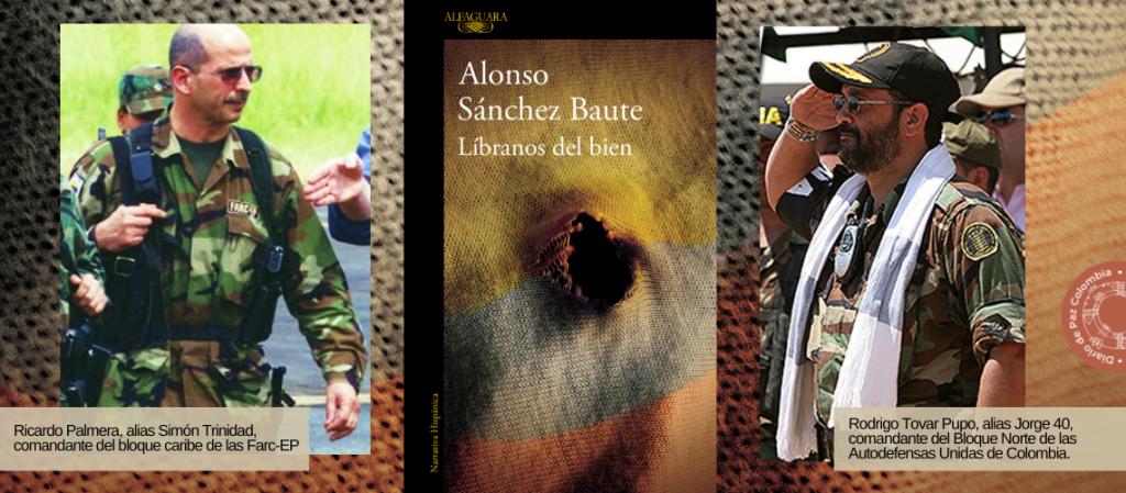 Alonso Sánchez Baute es un escritor nacido en Valledupar, Colombia. Es el autor de los libros Al diablo la maldita primavera (2002); ¿Sex o no sex? (2005); ¿De dónde flores si no hay jardín? (2015); Leandro (2019); Las formas del odio (2018) y Parábola del salmón (2020).