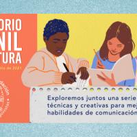 Un espacio creativo para jóvenes. Nuevo laboratorio de escritura de Diario de Paz. ¡Participa!
